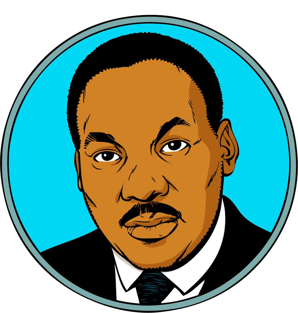 Protestantomat - Martin Luther-King