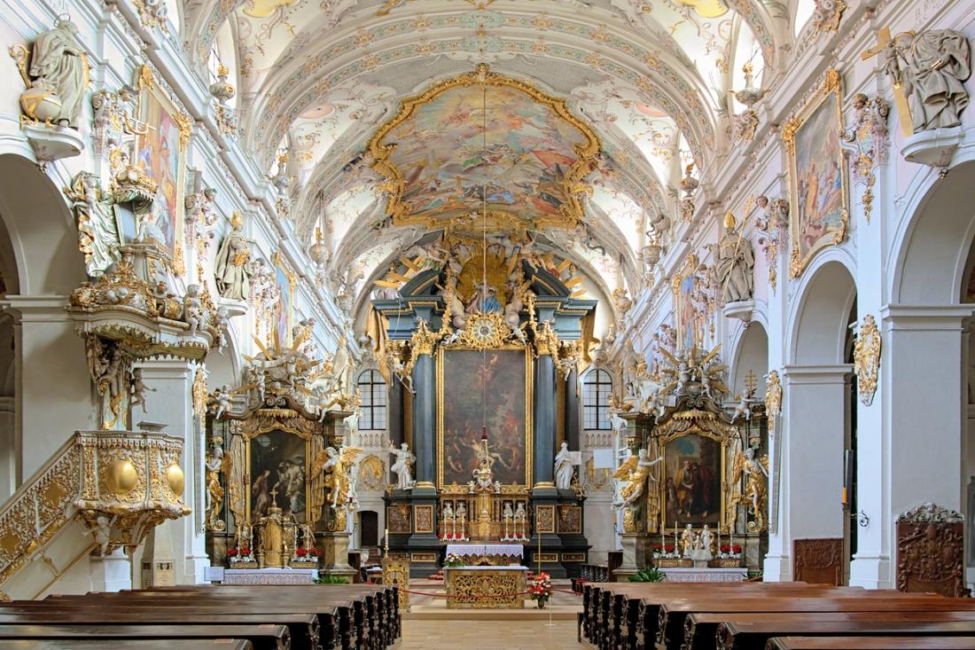 Katholische Und Evangelische Kirche