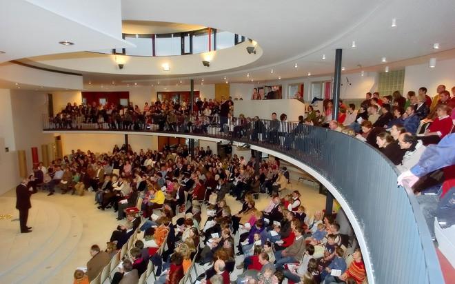 Porträt der Freien evangelischen Gemeinde Bonn   rundfunk
